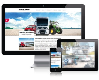 Tiemann Website